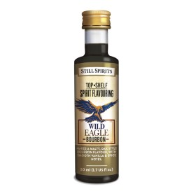 Still Spirits Top Shelf Wild Eagle Bourbon