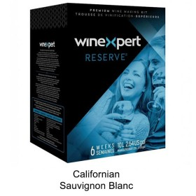WineXpert - Reserve - Californian Sauvignon Blanc - Wine making kit