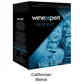 WineXpert - Californian Merlot - Wine making kit