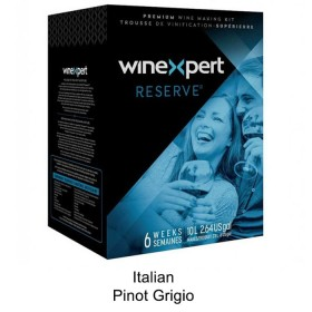 WineXpert - Italian Pinot Grigio - Wine making kit