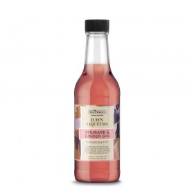 Icon Liqueurs Rhubarb and Ginger Gin flavouring