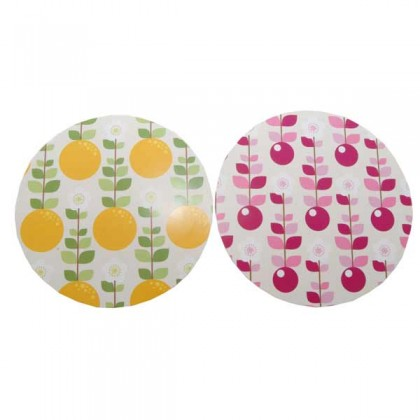 24 Floral blossom covers from Kilner from dowricks.com