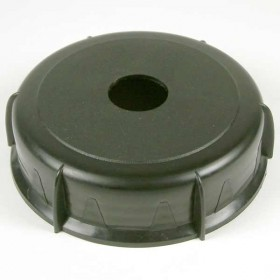 4 inch fermenter cap with hole