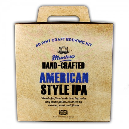 Hand-crafted American IPA from dowricks.com