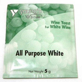 Youngs all purpose white yeast
