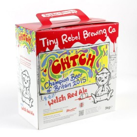 Tiny Rebel 36 pint cwtch beer kit