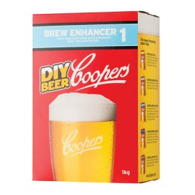 Coopers Beer Kit Enhancer Number 1