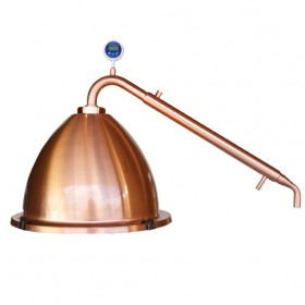 Still Spirits Copper Dome Top and Alembic Condenser