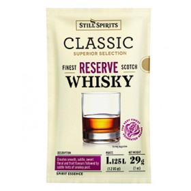 Classic Finest Reserve Scotch Whiskey (Makes 2.25L)
