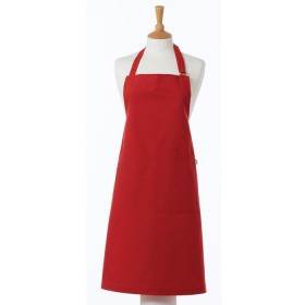 Belle - Kitchen textiles - standard kitchen apron red pepper