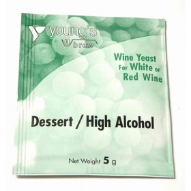 Youngs Dessert / High Alcohol Yeast
