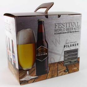 Festival New Zealand Pilsner Beer Kit