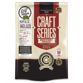Mangrove Jack's CS Helles Lager brewing kit 1.8kg