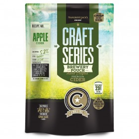 Mangrove Jack's Craft Series Apple Cider Brewing Kit Pouch - 2.4kg