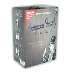 Solomon Grundy Platinum Shiraz 30 Bottle Wine kit