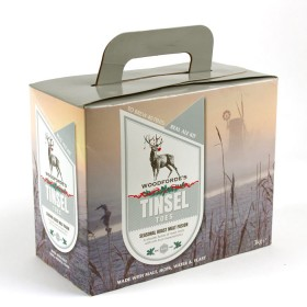 Woodforde's Tinsel Toes 40 pint beer kit