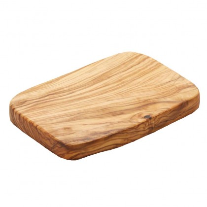 Woodware - serving board 23 x 15 cm olivewood from dowricks.com