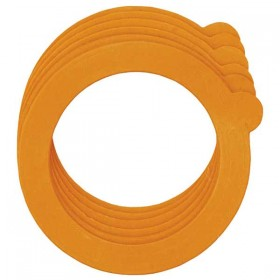 A set of 6 sealing rings for clip top jars - Tala