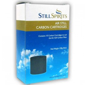 Air still carbon cartridges (10)