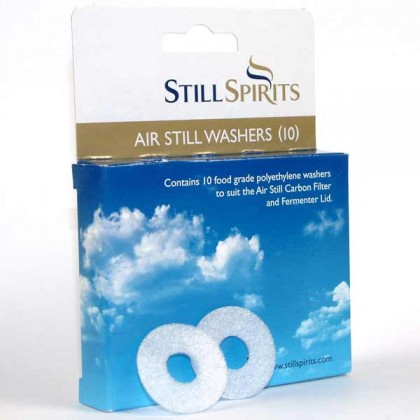 Air Still Washers - Pack of 10 from dowricks.com