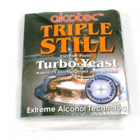 Alcotec Super Turbo Yeast Triple Still