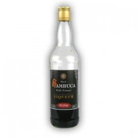 Alcotec Top Up - Black Sambuca