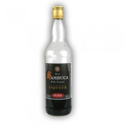Alcotec Top Up - Black Sambuca from dowricks.com