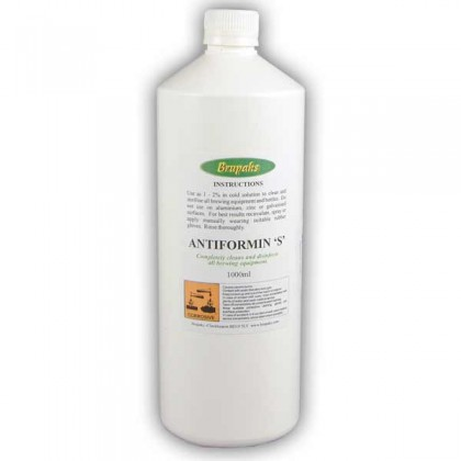 Antiformin S - 1000ml from dowricks.com