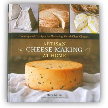 Artisan Cheese Making at Home: Techniques & Recipes for Masterin from dowricks.com