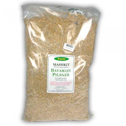Bavarian Pilsner Mash Kit from dowricks.com