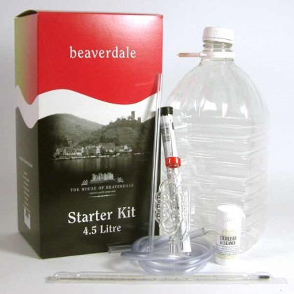 Beaverdale  Equipment only  Starter Kit 6 Bottles from dowricks.com