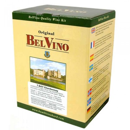 Belvino Chardonnay from dowricks.com