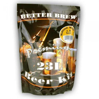 Better Brew Midland Mild Ale Beer Kit from dowricks.com
