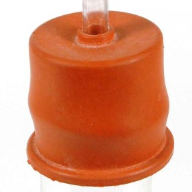 Bored Rubber Bung to fit 1000ml Erlenmeyer Flask