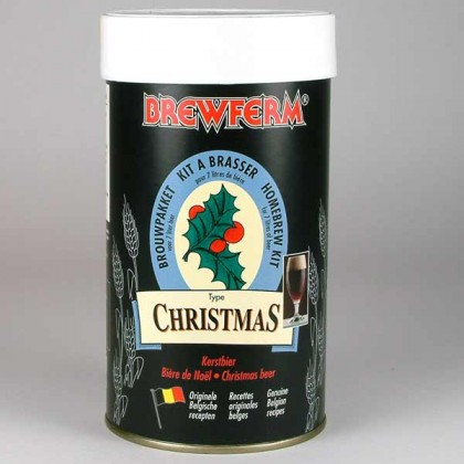 Brewferm Christmas from dowricks.com
