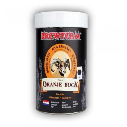 Brewferm Oranje Bock Beer from dowricks.com