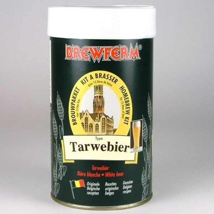 Brewferm Tarwebier (White Beer) from dowricks.com