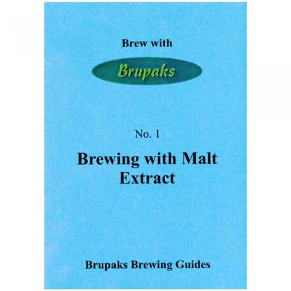 Brewing with malt extract from dowricks.com