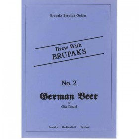 Brupaks Book - German Beer