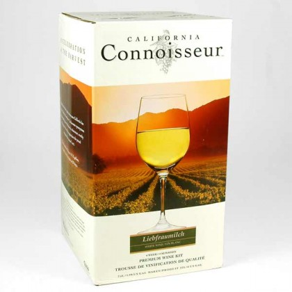 California Connoisseur - Johannisberg Riesling 30 Bottles from dowricks.com