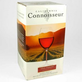 California Connoisseur - White Zinfandel 30 bottles