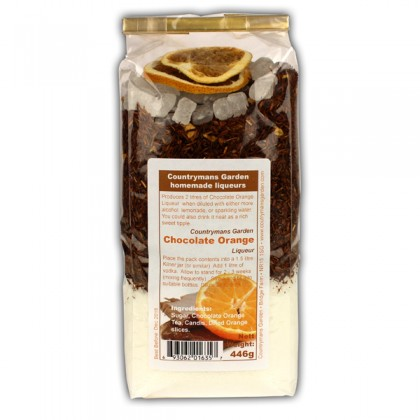 Chocolate Orange Liqueur by Countrymans Garden from dowricks.com