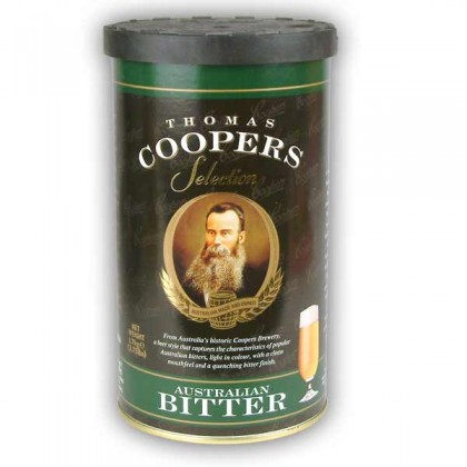 Coopers Australian Bitter from dowricks.com