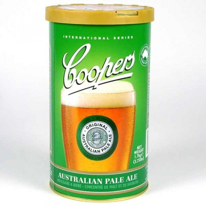 Coopers Australian Pale Ale from dowricks.com