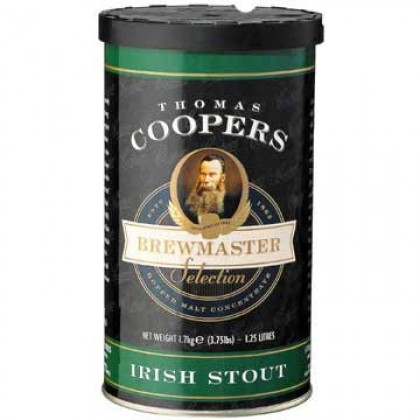 Coopers Brewmaster Irish Stout from dowricks.com