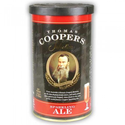 Coopers Brewmaster Sparkling Ale from dowricks.com