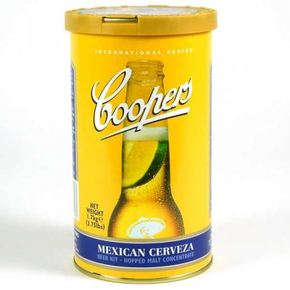 Coopers Cerveza from dowricks.com