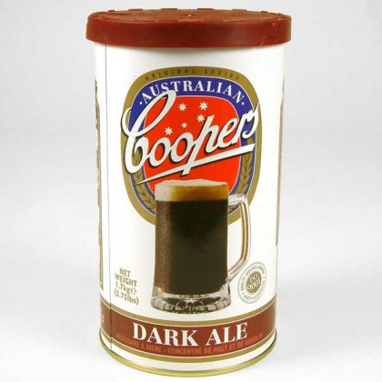 Coopers Dark Ale from dowricks.com