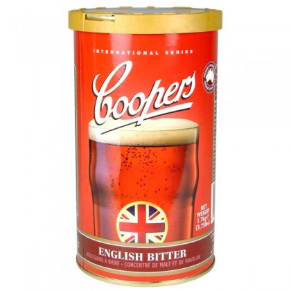 Coopers International Series English Bitter from dowricks.com