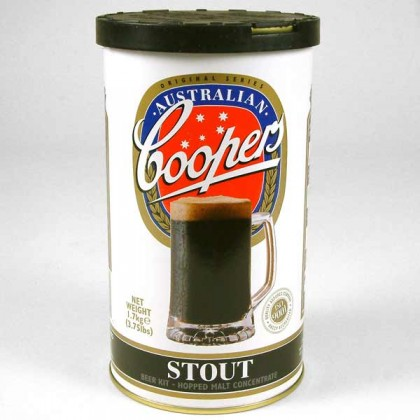 Coopers Stout from dowricks.com